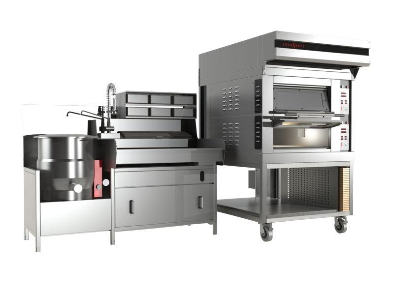 Electric Deck Bagel Oven Series, Casasanta