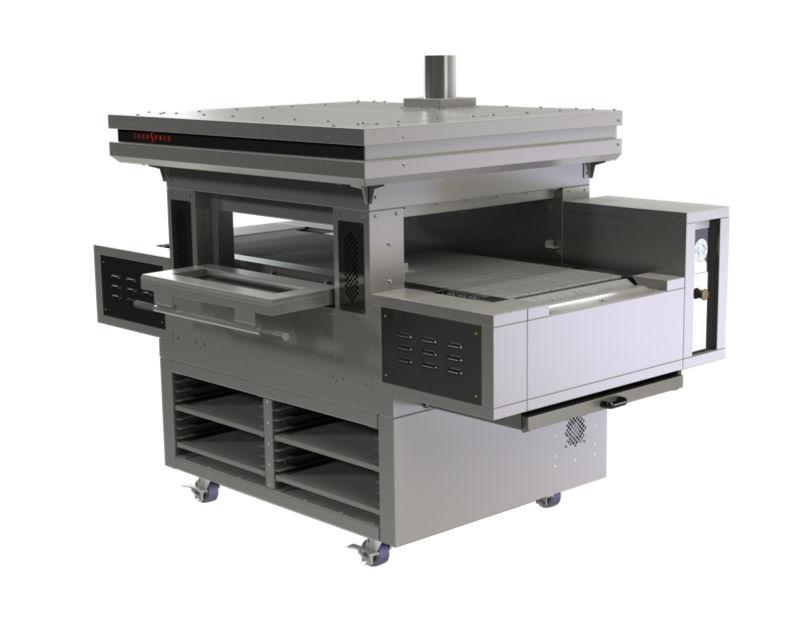 Casasanta Stone Conveyor Oven