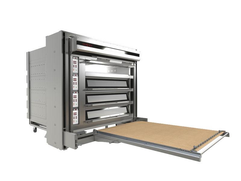 Artisan Stone Deck Oven