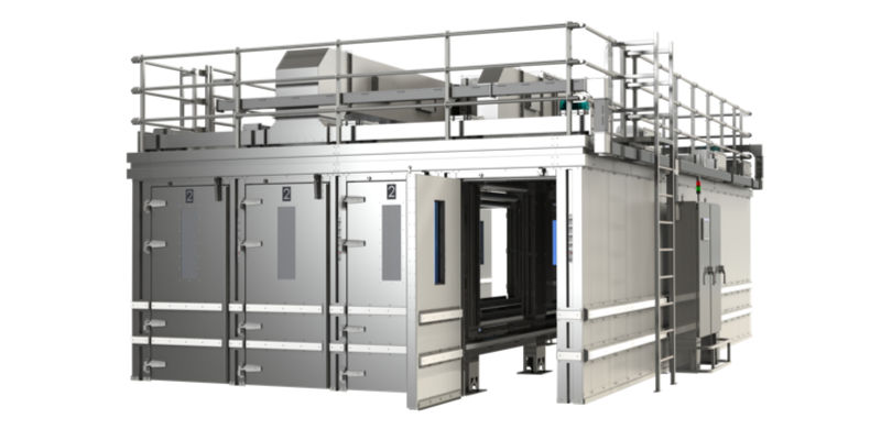 Industrial Proofing Systems