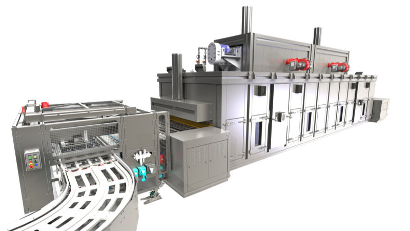 Casasanta Tunnel Oven Series